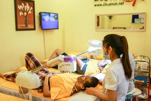 Chiến dịch trị mụn miễn phí cho học sinh sinh viên tại Doctor Kiệm Spa