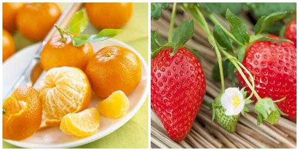 Tiết lộ mẹo trị mụn bằng trái cây trong vườn