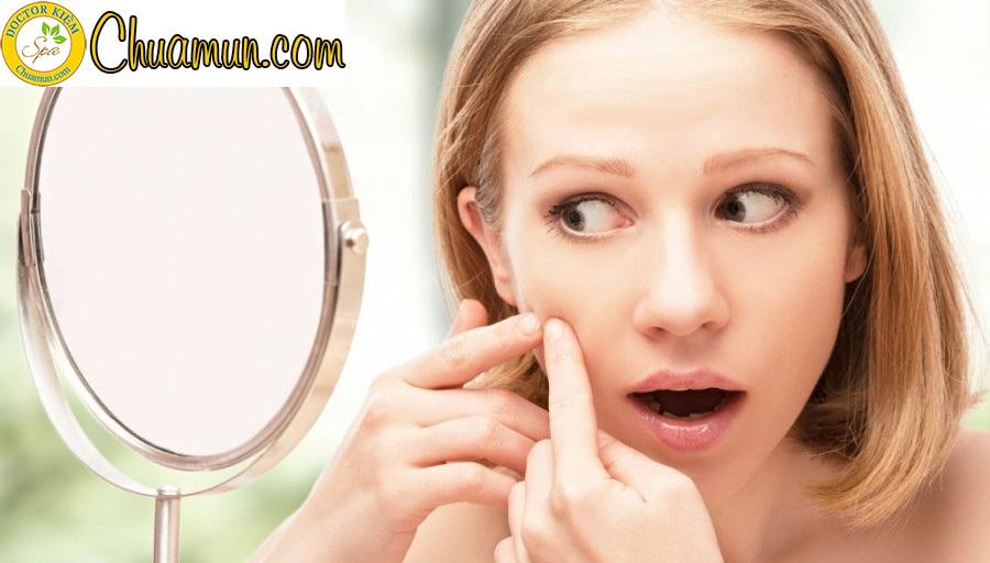Làn da bị nổi mụn bạn cần phải tránh điều gì?