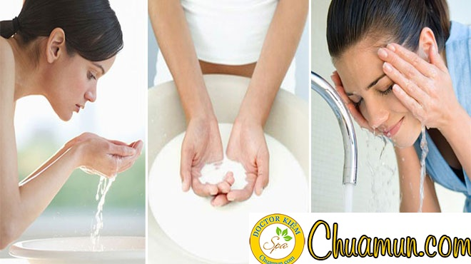 Trị nám kết hợp làm mờ vết thâm đơn giản từ nước vo gạo