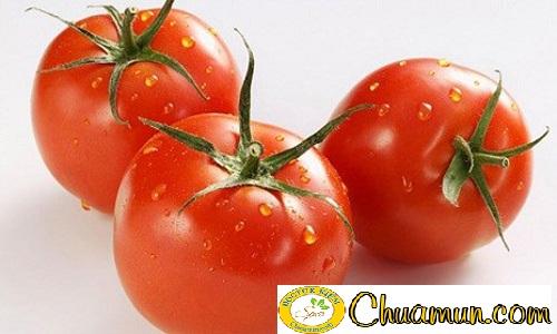 Hướng dẫn bạn bí kíp trị tàn nhang tại nhà bằng cà chua